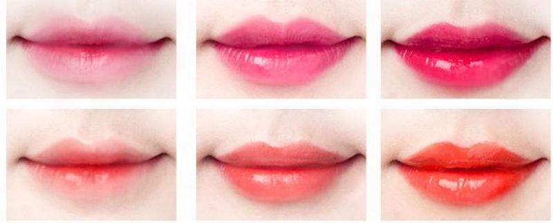 Lip Tint Lips