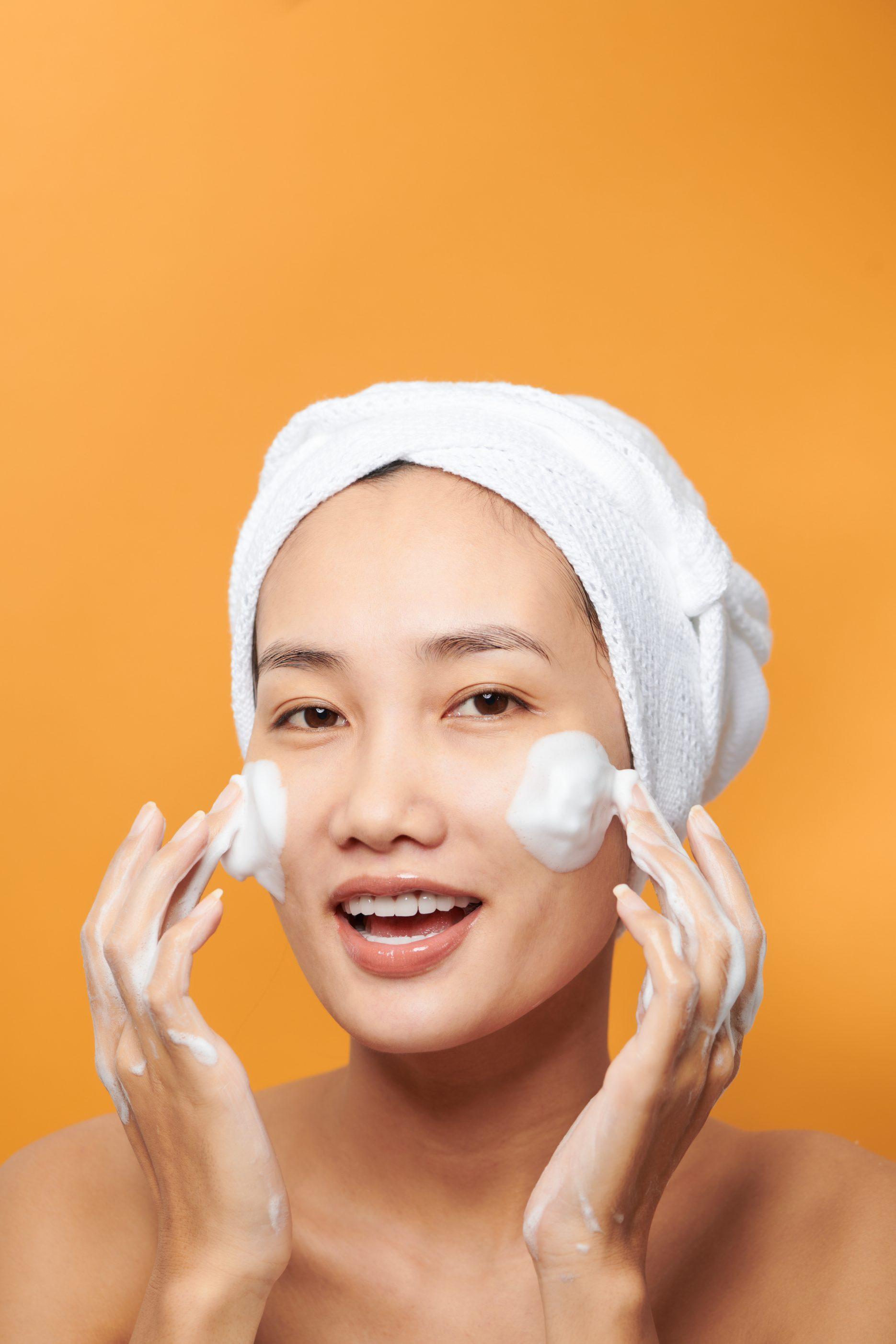 Bioré Skin Care Facial Foam