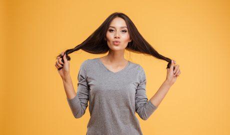 Korean Hair Routine