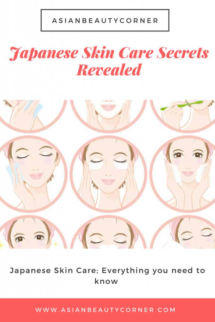 japanese skin care secrets revealed