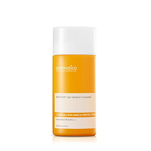 Aromatica sunscreen