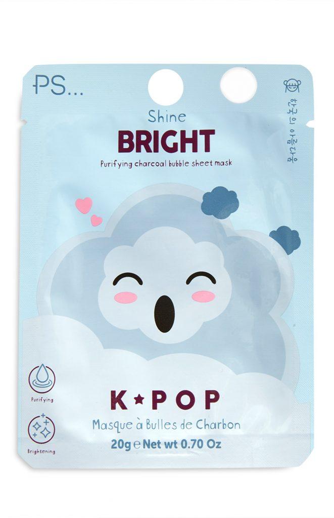 Korean sheet mask Primark