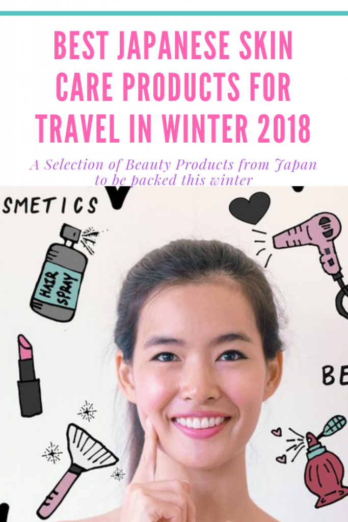 Best Japanese Products to travel in Winter 2018