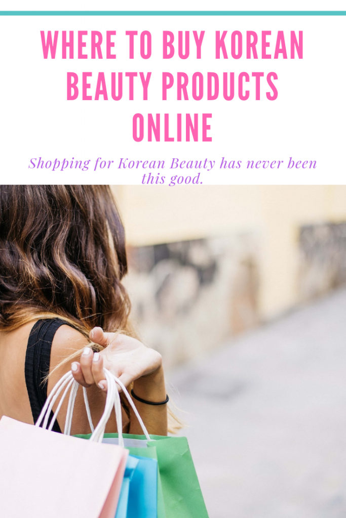 WHERE TO BUY KOREAN BEAUTY PRODUCTS ONLINE