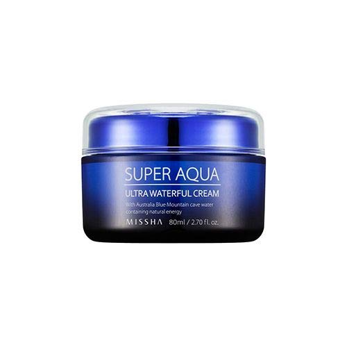 Missha Super Aqua Ultra Water-Full Clear Cream