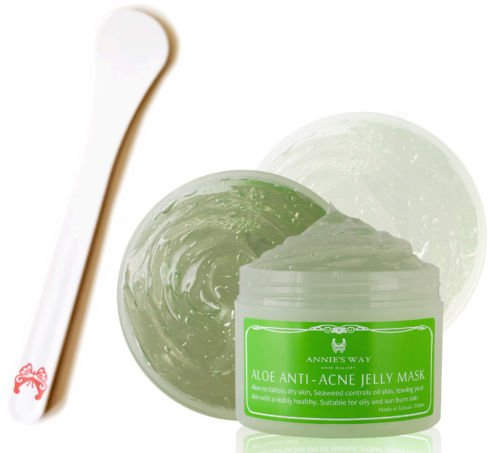 Annie's Way Aloe+Seaweed Anti-Acne Jelly Mask