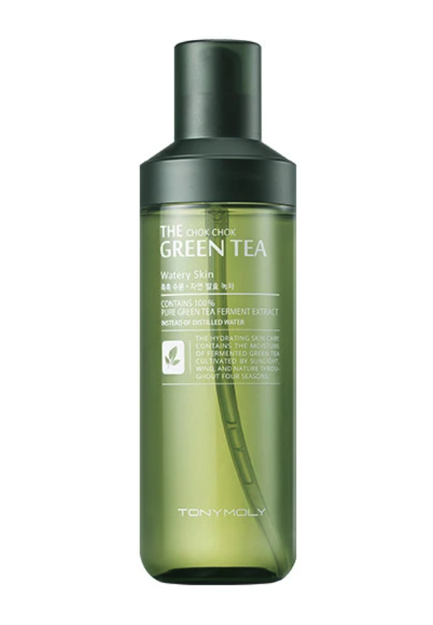 TonyMoly The Chok Chok Green Tea Watery Essence Review