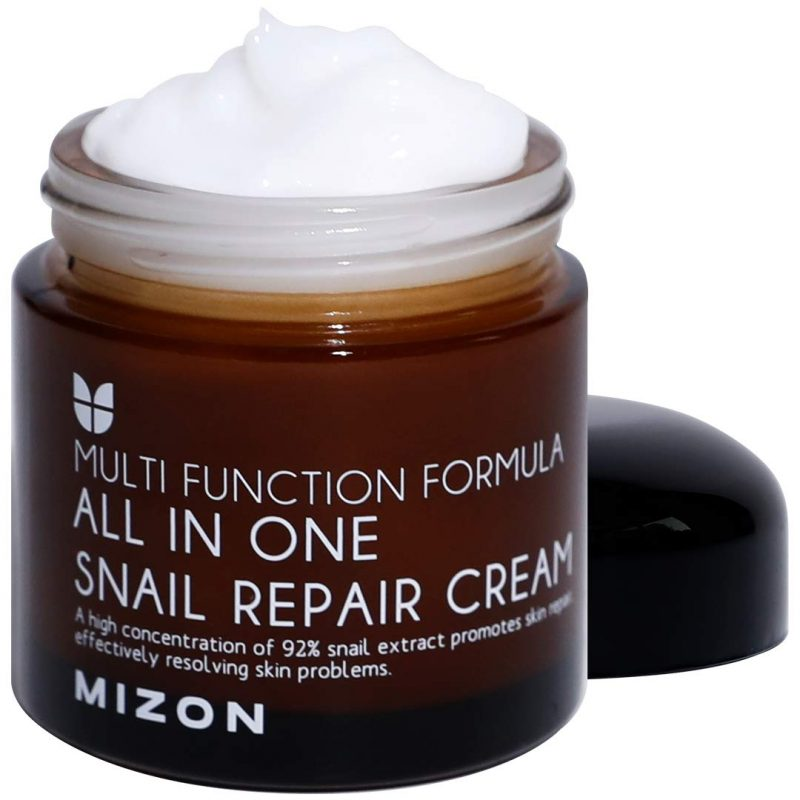 mizon snail cream review