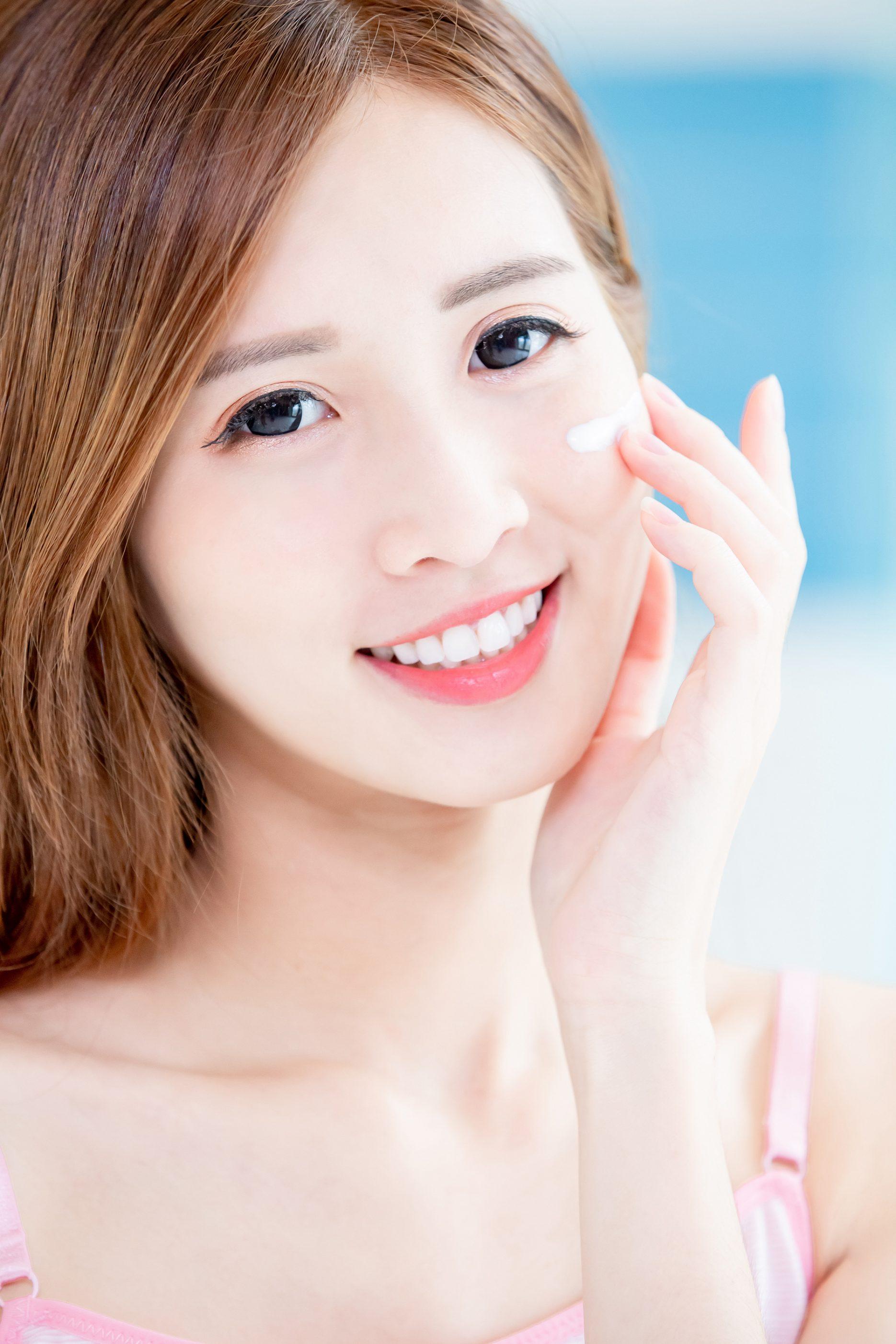 Korean eye cream