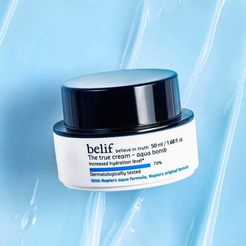 Belif Aqua Bomb Benefits