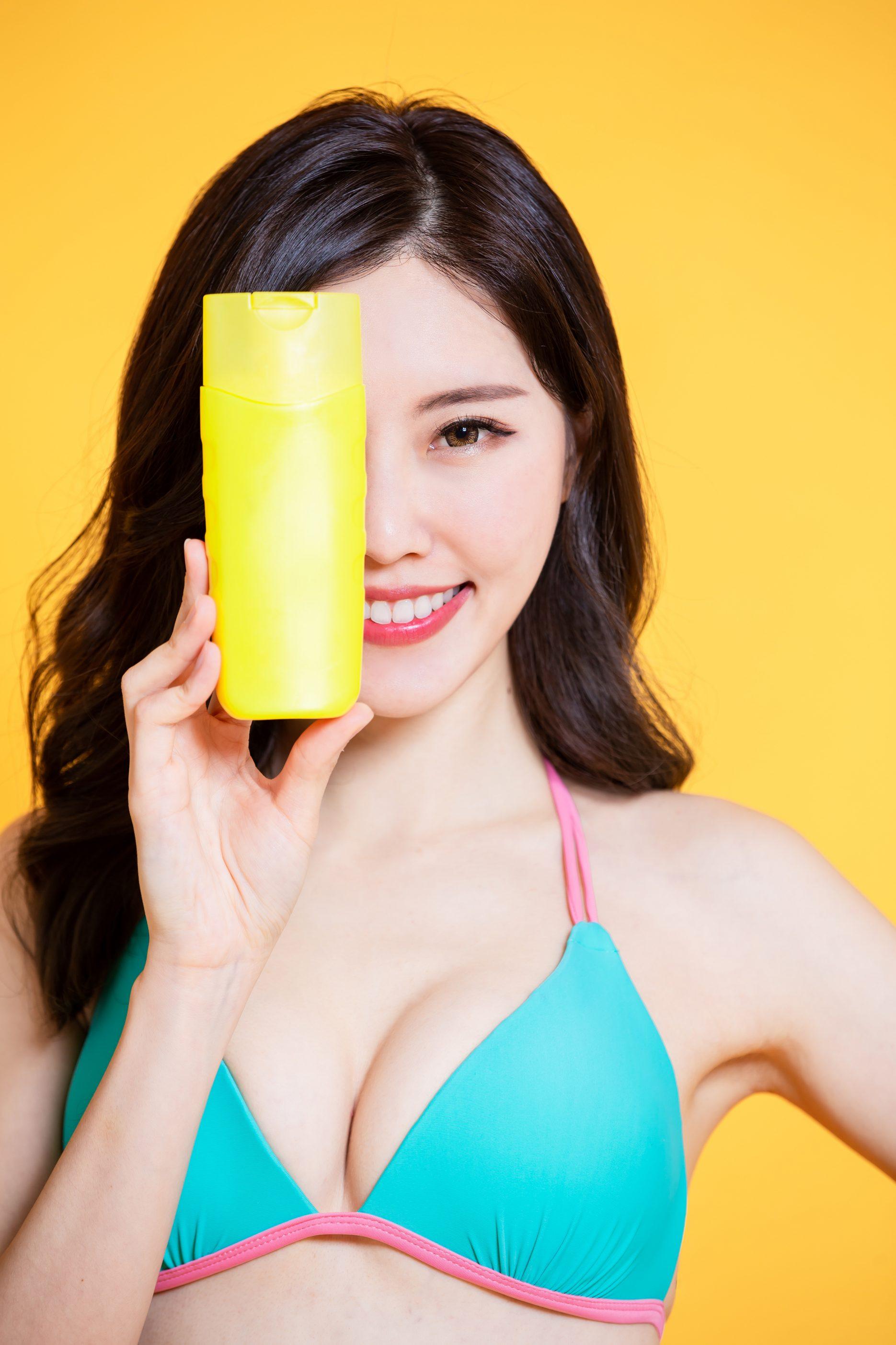 Korean sunscreens oily skin